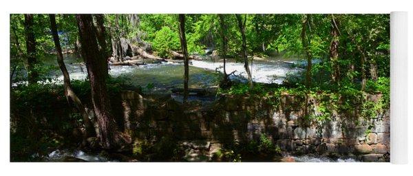 Saluda River Columbia Sc Yoga Mat
