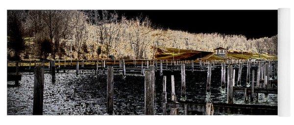 Sampson Boat Docks Yoga Mat