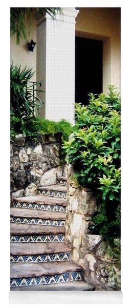 San Antonio Stairway Yoga Mat