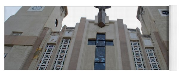 San Felipe Church Yoga Mat