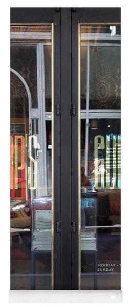 San Francisco Gumps Department Store Doors - Full Cut - 5d17094 Yoga Mat