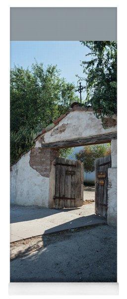San Miguel Cemetery IIi Yoga Mat