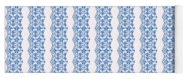 Sand Dollar Delight Pattern 5 Yoga Mat