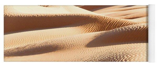 Sand Dunes 1 Yoga Mat