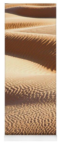 Sand Dunes 2 Yoga Mat