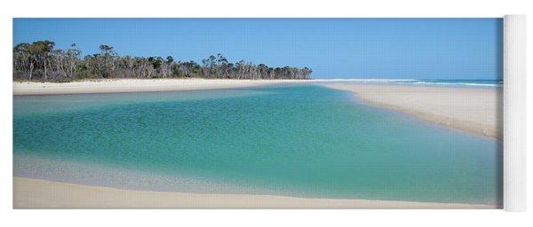 Sand Island Paradise Yoga Mat