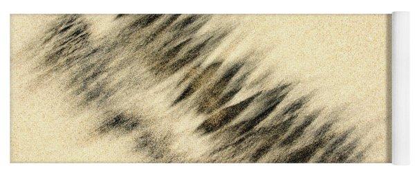 Sand Painting Yoga Mat