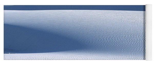 Sand Patterns Yoga Mat