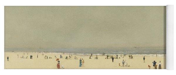 Sand Sea And Sky A Summer Phantasy Yoga Mat