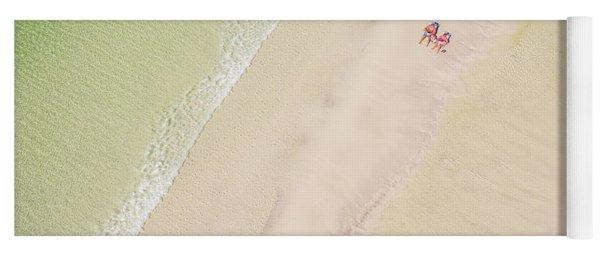 Sandbar Time Yoga Mat