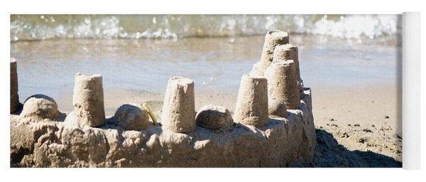 Sandcastle  Yoga Mat