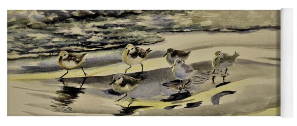 Sandpiper Morning Yoga Mat