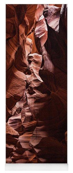 Sandstone Curves Yoga Mat