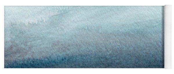 Sandy Shore- Art By Linda Woods Yoga Mat