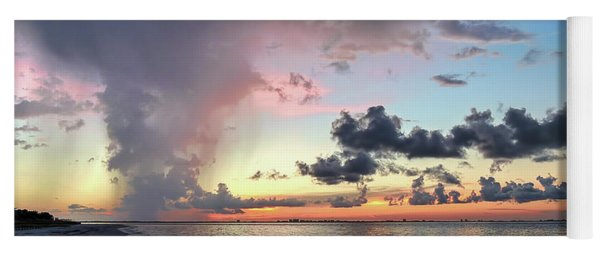 Sanibel Island Sunrise Yoga Mat