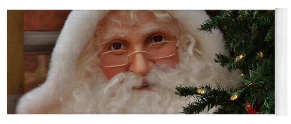 Santa Claus Yoga Mat