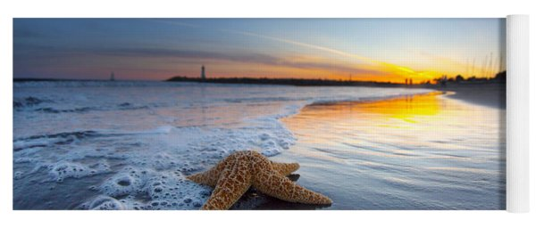 Santa Cruz Starfish Yoga Mat