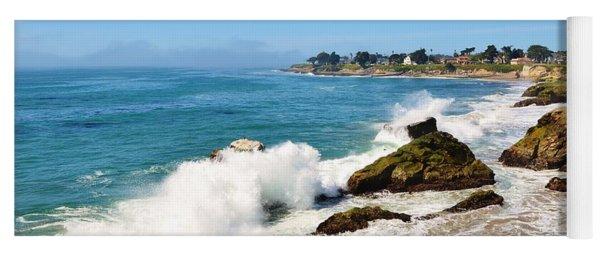Santa Cruz Wave Spray Yoga Mat