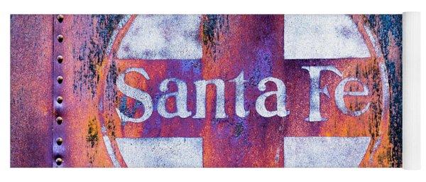 Santa Fe Rr Yoga Mat