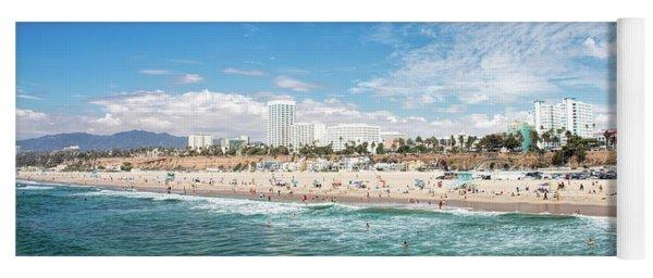Santa Monica Beach Yoga Mat