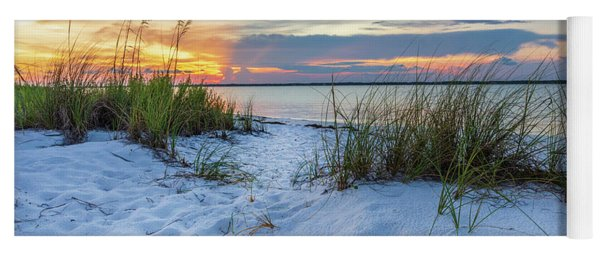 Santa Rosa Sound Sunset Yoga Mat
