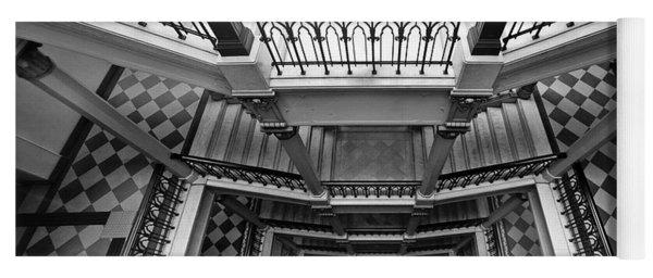 Sao Paulo - Gorgeous Staircases Yoga Mat