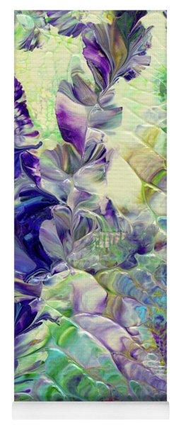 Sapphire Violet Yoga Mat