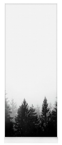 Scandinavian Forest Yoga Mat