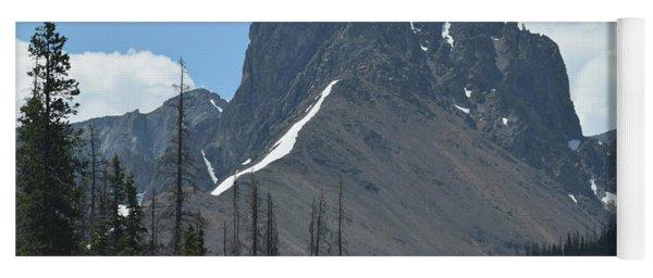 Mountain Scenery Hwy 14 Co Yoga Mat