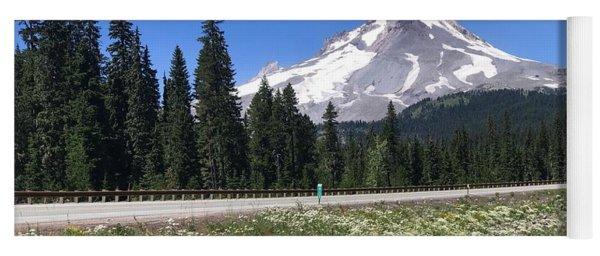 Scenic Highway Yoga Mat