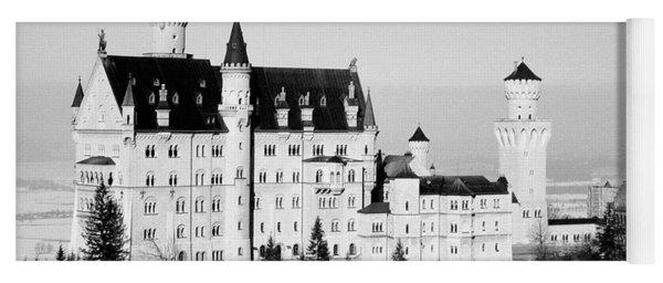 Schloss Neuschwanstein  Yoga Mat