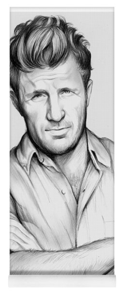 Scott Caan Yoga Mat