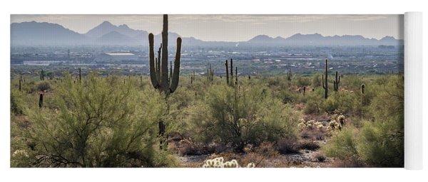 Scottsdale Arizona Yoga Mat