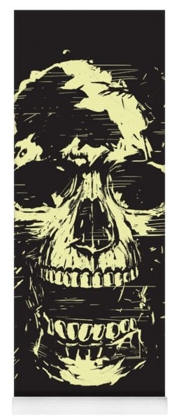 Scream Yoga Mat