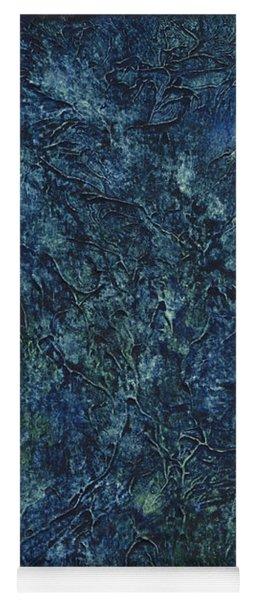 Sea Blue, Sea Green Yoga Mat