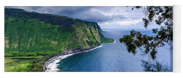 Sea Cliffs Yoga Mat