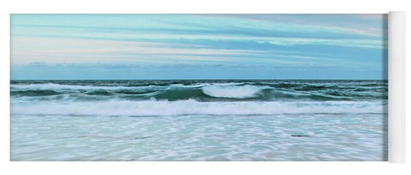 Sea Is Calling Yoga Mat