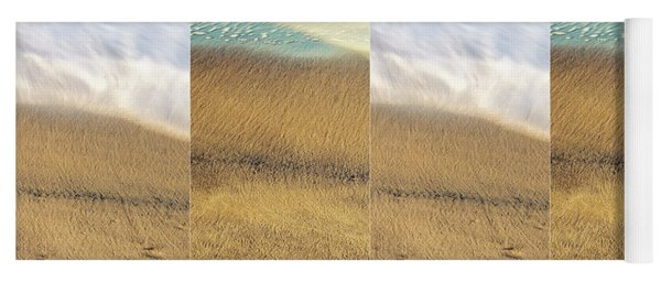 Sea Meets Sand #2 Yoga Mat