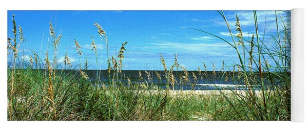Sea Oat Dunes 11d Yoga Mat