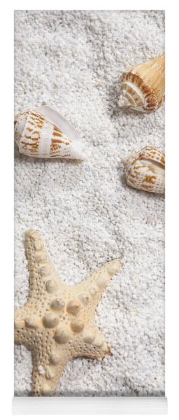 Sea Shells Yoga Mat