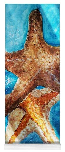 Sea Stars Yoga Mat
