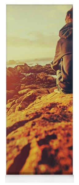 Sea Vacation Wonders Yoga Mat