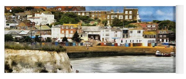 Seafront Broadstairs Kent Yoga Mat