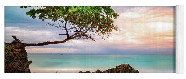 Seagrape Tree Yoga Mat