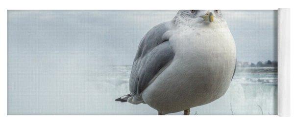 Seagull Model Yoga Mat