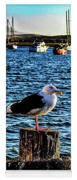 Seagull Perch Yoga Mat