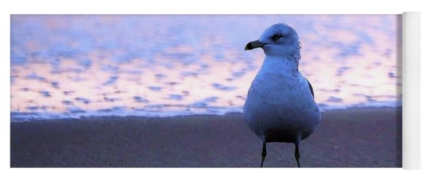 Seagull Posing Yoga Mat