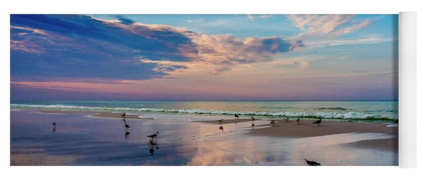Seagulls..... Yoga Mat