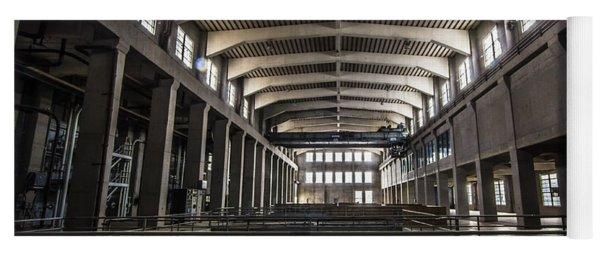 Seaholm Power Plant Yoga Mat
