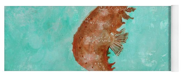 Seahorse Yoga Mat